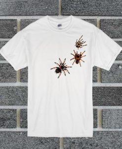 Tarantula Organic T Shirt