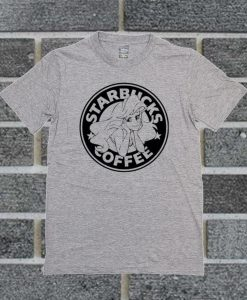 The Little MermaidSstarbucks Coffee T Shirt