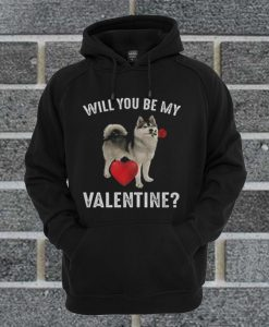 Will You Be My Valentine Hoodie