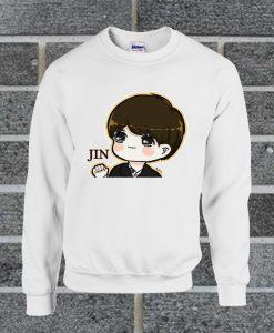 Women Summer BTS Cartoon Lovely Sweatshirt