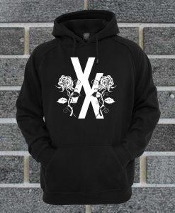 XX Roses Hoodie