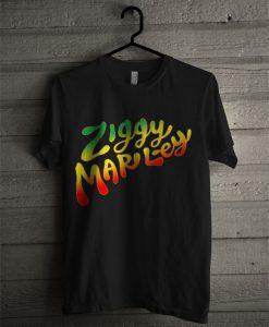 Ziggy Marley Logo T Shirt