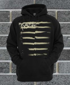 Tranding My Chemical Romance The Black Parade Hoodie
