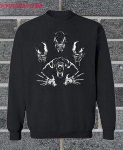 Alien Rhapsody Sweatshirt