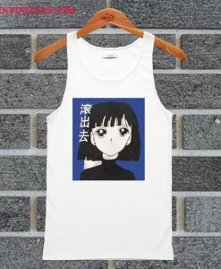 Anime Girl Tank Top