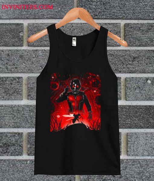 Ant-Man And The Wasp Tank Top