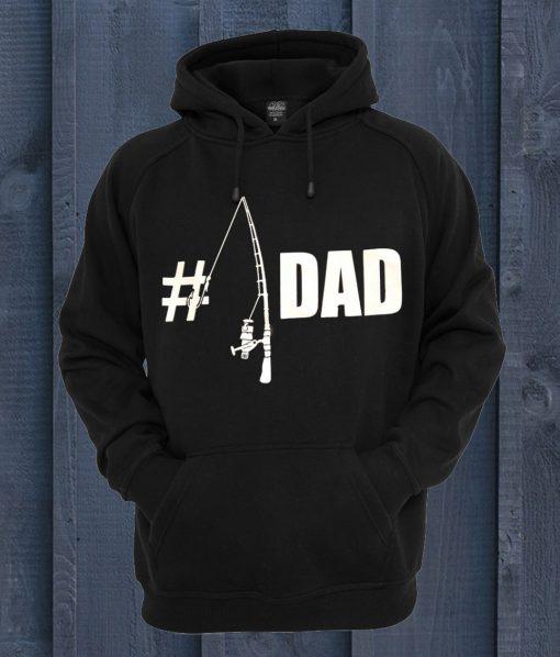 1 Dad Hoodie
