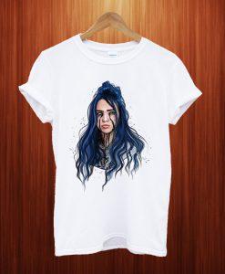 2019 Hip Hop Billie Eilish T Shirt