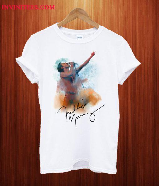 Freddie Mercury T Shirt
