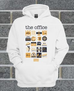The Office Quote Mash-Up Hoodie