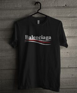 Balenciaga Paris T Shirt