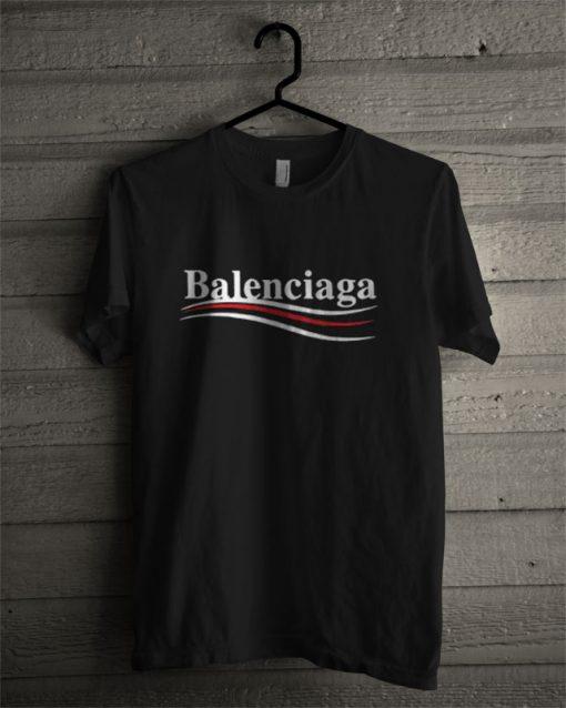 Balenciaga Paris T Shirt