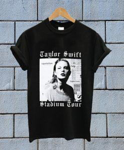 Taylor Swift Reputation Stadium Tour T Shirt