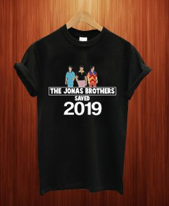 The Jonas Brothers Saved 2019 T Shirt