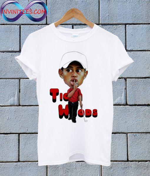 Tiger Woods T Shirt