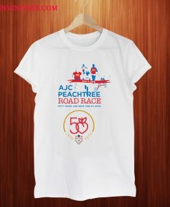2019 AJC Peachtree Road Race T Shirt