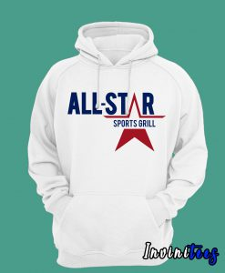All Star Sports Grill Hoodie