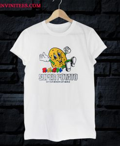 Super Potato Japan T Shirt