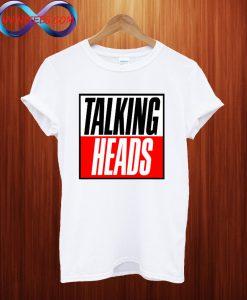 Talking Heads Unisex T Shirt