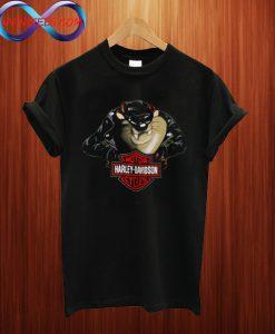 Tasmania Harley Davidson T Shirt