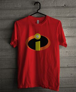 The Incredibles Logo T Shirt