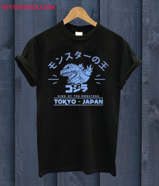 Tokyo Monsters T Shirt
