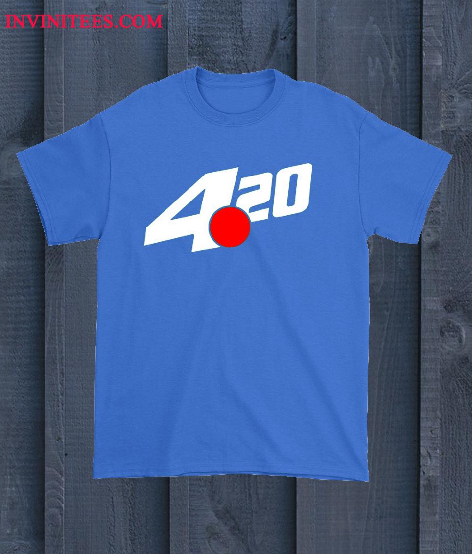 4.20 T Shirt