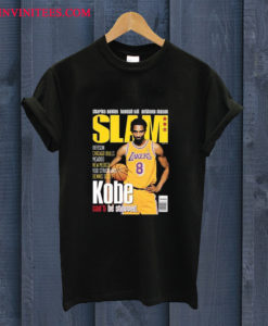 Kobe Bryant Slam Cover T Shirt