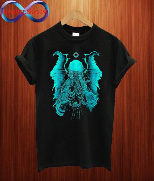 Cthulhu-Graphic-T-Shirt