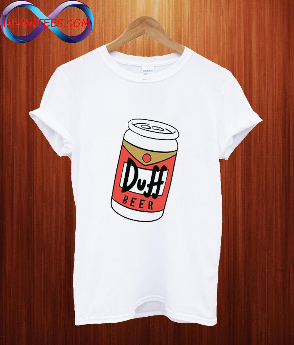 Duff Beer T Shirt