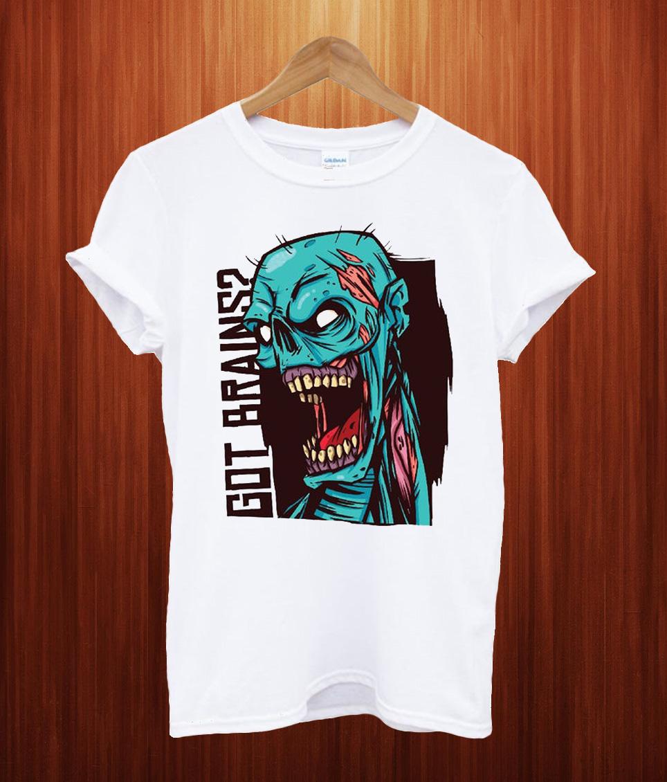 Got brains T Shirt