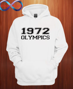 1972 OLYMPICS Hoodie