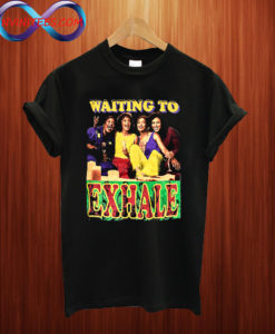 1995 Waiting To Exhale T shirt