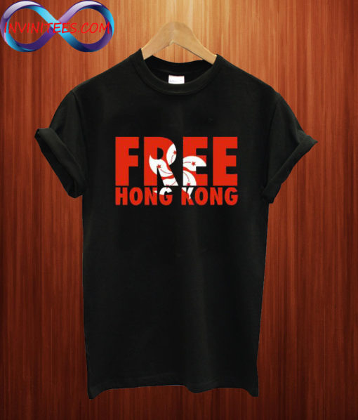 Free Hong Kong T shirt