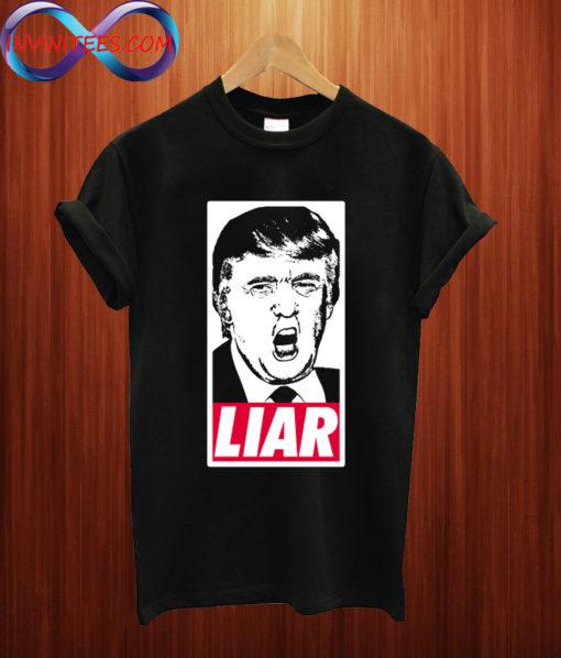 Trump Liar T shirt