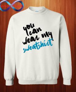 you can wear Jacob sartorius sweatshirt