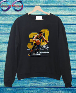 500 LEVEL Steph Curry Golden State Basketball Sweatshirt