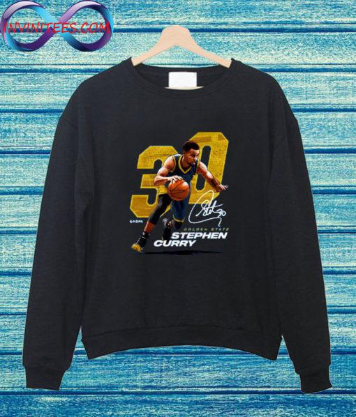 500 LEVEL Steph Curry Golden State Basketball Sweatshirt