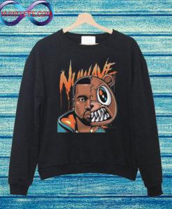 Abella Danger Straight Outta Porn Funny Sweatshirt