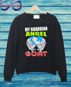Angel Is A GOAT Sweatshirt