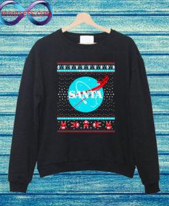 For Sale Santanaut Christmas Sweatshirt