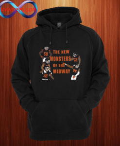 The New Monsters of The Midway Hoodie