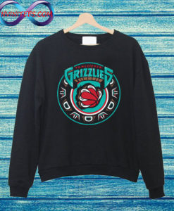 Vancouver Grizzlies Retro Sweatshirt