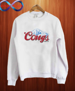 WSU Cougs light Sweatshirt