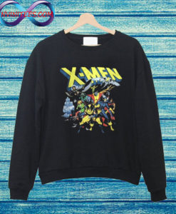 X men Marvel Sweatshirt