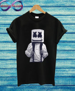 Youth and Adult Marshmello T Shirt