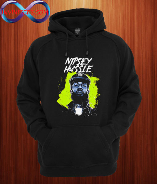 Rest in Power Rip Nipsey Hussle Crenshaw Hoodie