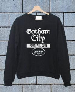 Football club New York Jets Gotham City Sweatshirt