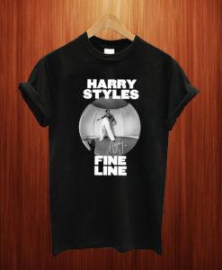 Harry Styles Fine Line signature T Shirt
