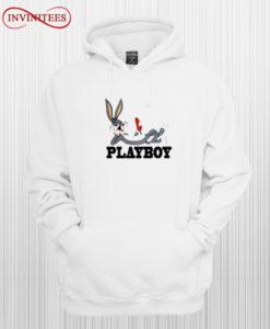 Playboy Bugs Bunny Hoodie
